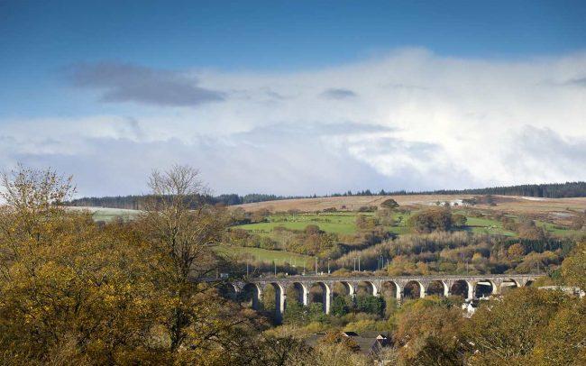 cyfartha park viaduct