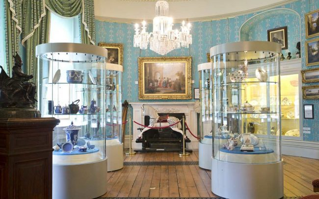 mueums exhibits at cyfartha museum